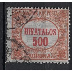 Madarsko Známka 6987