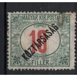 Madarsko Známka 6997