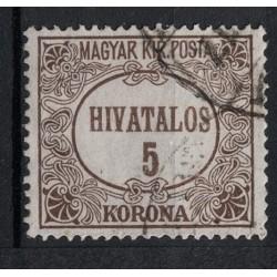 Madarsko Známka 6998