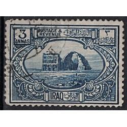 Iraq Známka 7043