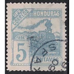 Honduras Známka 7047