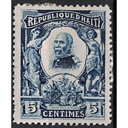 Haiti Známka 7059