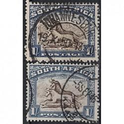 Afrika Známka 7064