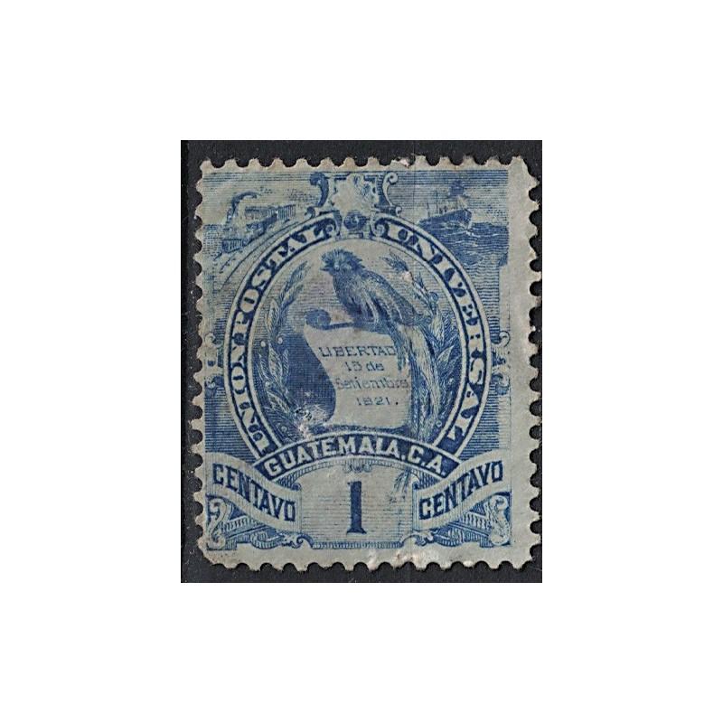 Guatemala Známka 7066