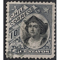 Chile Známka 7072