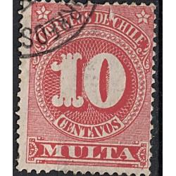 Chile Známka 7073