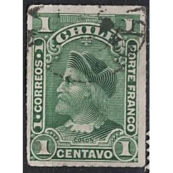 Chile Známka 7074