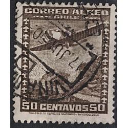Chile Známka 7077