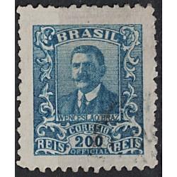 Brazílie Známka 7078