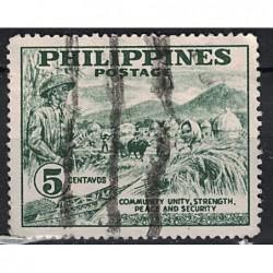 Filipíny Známka 7115