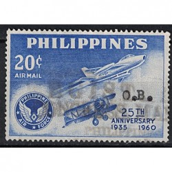 Filipíny Známka 7117