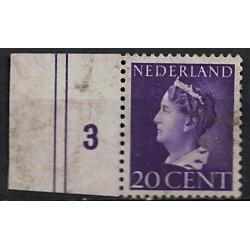 Holandsko Známka 7136