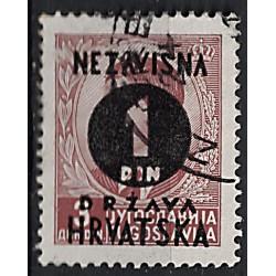 Hrvatska Známka 7156
