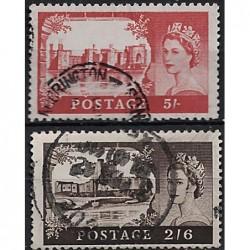 Anglie Známka 7174