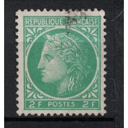 Francie Známka 7272