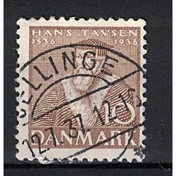 Danmark Známka 7331