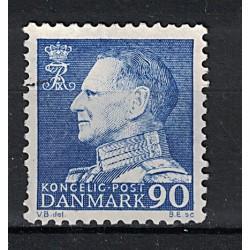Danmark Známka 7332