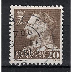 Danmark Známka 7338
