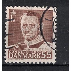Danmark Známka 7344