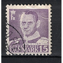 Danmark Známka 7345