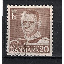 Danmark Známka 7346