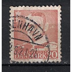 Danmark Známka 7347