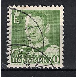 Danmark Známka 7350