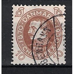 Danmark Známka 7358