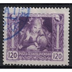 Československo Známka 7457