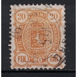 Finsko známka 7468