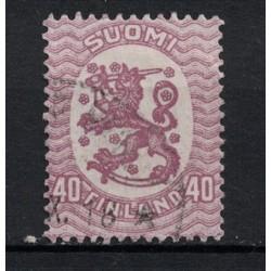 Finsko známka 7480