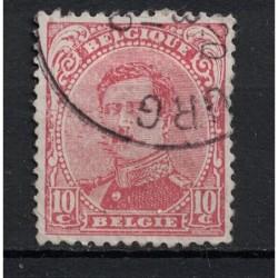 Belgie známka 7482