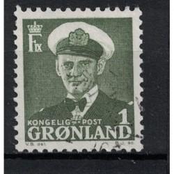 Gronland známka 7517