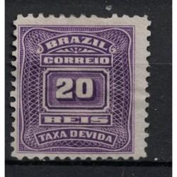 Brazílie známka 7572