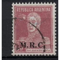 Argentína známka 7590