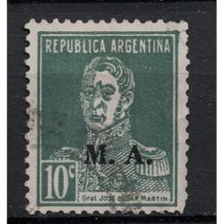 Argentína známka 7593