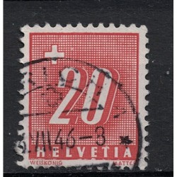 Švýcarsko známka 7600