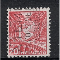 Švýcarsko známka 7617