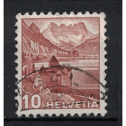 Švýcarsko známka 7618