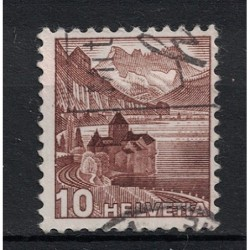 Švýcarsko známka 7619