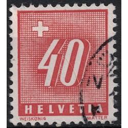Švýcarsko známka 7622