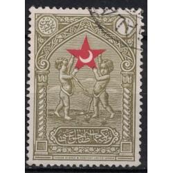 Turecko známka 7804