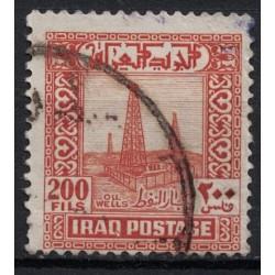 Iraq známka 7814