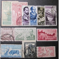 Espana Lot Stamps 19_05