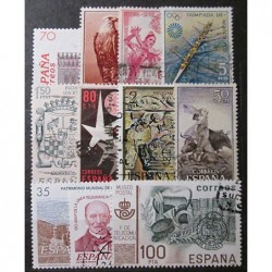 Espana Lot Stamps 19_09