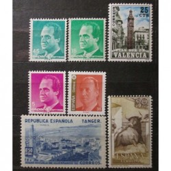 Espana Lot Stamps 19_11