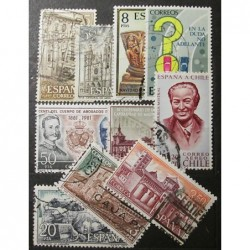 Espana Lot Stamps 19_13