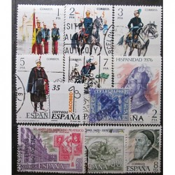 Espana Lot Stamps 19_14