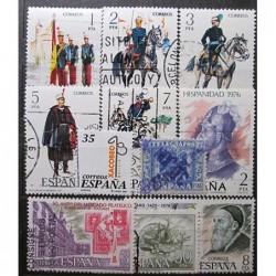 Španělsko partie známek 19_14