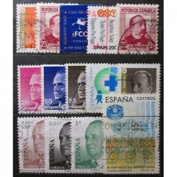 Espana Lot Stamps 19_15